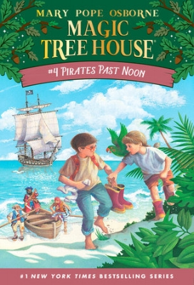 The Magic Tree House Series for Beginning Readers  Jack and Annie wonder: Where did the tree house come from?  Before they can find out, the mysterious tree house whisks them to the past. Now they have to figure out how to get home.