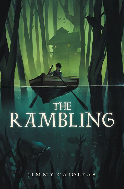 The Rambling by Jimmy Cajoleas   MIDDLE GRADES - Buddy Pennington is headed to river country, hoping his luck might change. He'll be better off with his daddy, a wandering soul and a local legend for his skills at Parsnit, a mysterious card game of magic, chance, and storytelling. But no sooner are Buddy and his pop reunited than some of Pop's old enemies arrive to take him away. Boss Authority, the magical crime lord who has held the rivers in his grasp for years, is ready to collect on an old debt Buddy's father owes.  Now Buddy must set out on a dangerous rescue mission, learning to play Parsnit with the best of them as he goes. Because the stars are aligning for one last epic duel—one that will require a sticky-fingered ally, a lucky twist of fate, and the hand of a lifetime. And in this game, you're only as strong as the story you tell.