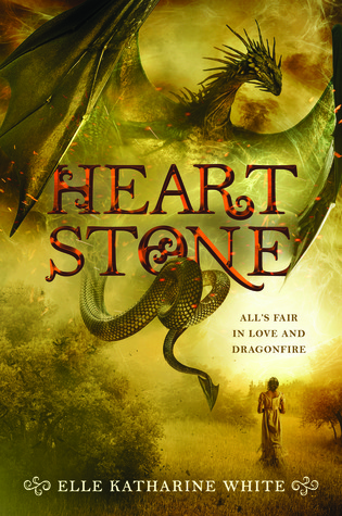 Heartstone by Elle Katharine White   YOUNG ADULT - They say a Rider in possession of a good blade must be in want of a monster to slay—and Merybourne Manor has plenty of monsters.    Passionate, headstrong Aliza Bentaine knows this all too well; she's already lost one sister to the invading gryphons. So when the people of Merybourne Manor scrape together the funds to hire a band of Riders to hunt down the horde, Aliza is relieved her sister will soon be avenged.    Her relief is short-lived. With the arrival of the haughty and handsome dragonrider, Alastair Daired, Aliza expects a battle; what she doesn't anticipate is a romantic clash of wills, pitting words and wit against the pride of an ancient house. Nor does she anticipate the mystery that follows them from Merybourne Manor, its roots running deep as the foundations of the kingdom itself, where something old and dreadful slumbers . . . something far more sinister than gryphons.    It's a war Aliza is ill-prepared to wage, on a battlefield she's never known before: one spanning kingdoms, class lines, and the curious nature of her own heart.