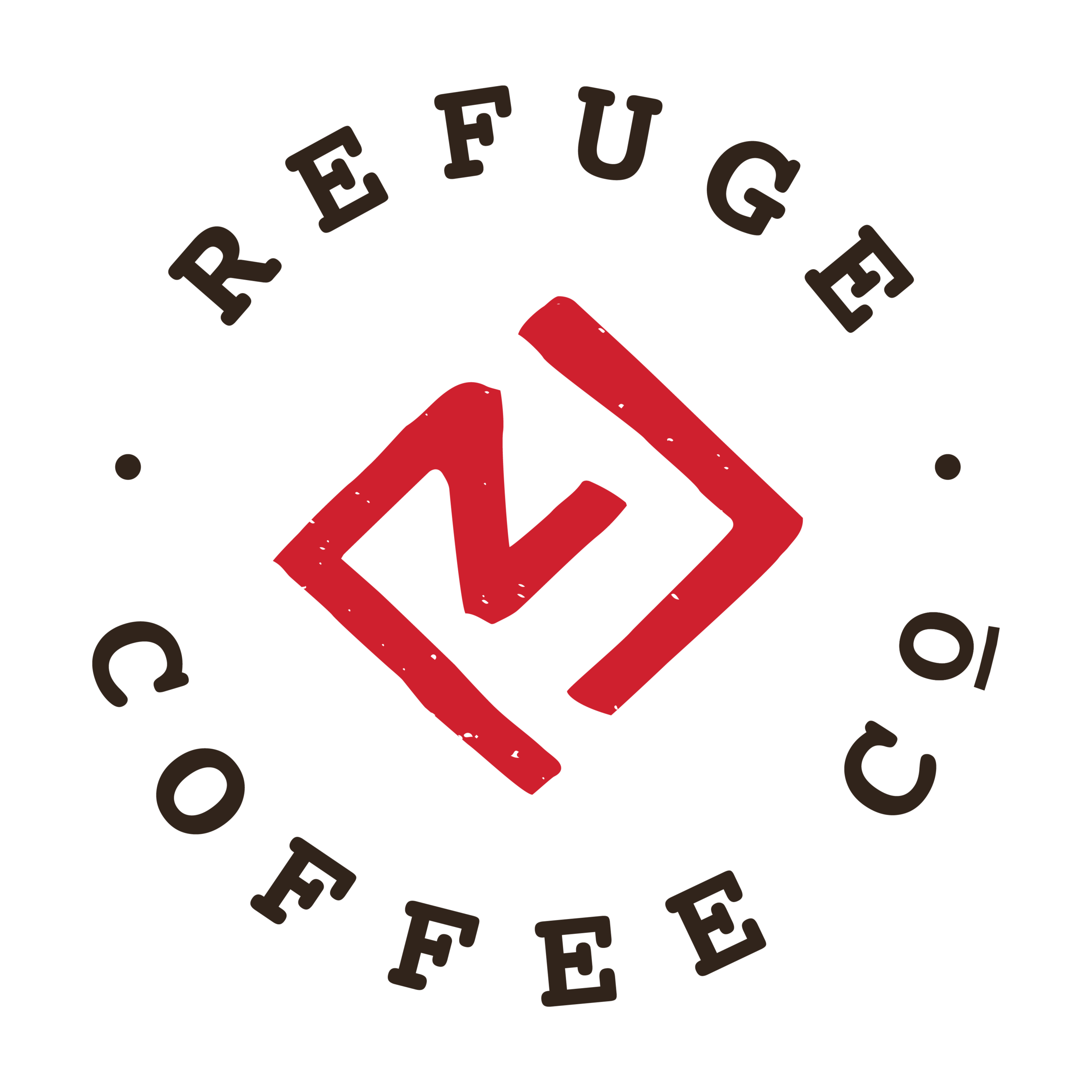 Refuge Coffee Co   Relentlessly pursuing our goal to provide employment and job-training opportunities to resettled refugees, to create a unique, welcoming gathering place in Clarkston, and to tell a more beautiful refugee story to Atlanta.   www.refugecoffeeco.com