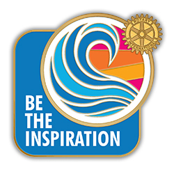"""Be The Inspiration - CLICK HERETo see """"Be The Inspiration"""" - Membership Message from 2018-19 Rotary President Barry Rassin."""