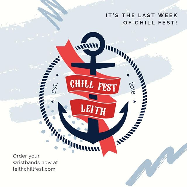 It's the last week of Chill Fest! There's still plenty of time to get out there and enjoy £5 cocktails at some of the best bars across Leith - and support a local charity at the same time! Grab a wristband from our website and make the most of it. . . . #chillfestleith #leith #loveleith #leithers #chooseleith #leithlife #edinburgh #edinburghfestivals #edfringe #edinburghfestival #thisisedinburgh #igersedinburgh #instaedinburgh #visitedinburgh #edinburghlife #cocktails #cocktailfestival #edinburghcocktails #edinburghdrinks #edinburghbars #mixology #cocktailbars #drinking #cocktailparty #craftcocktails #beautifulbooze