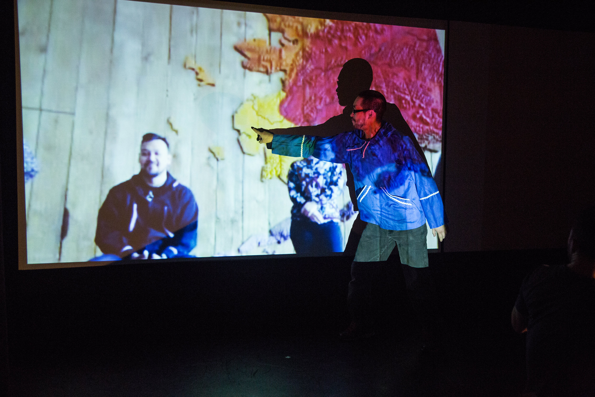 Akmani | Meeting Through Story, Puppetry, & Dance