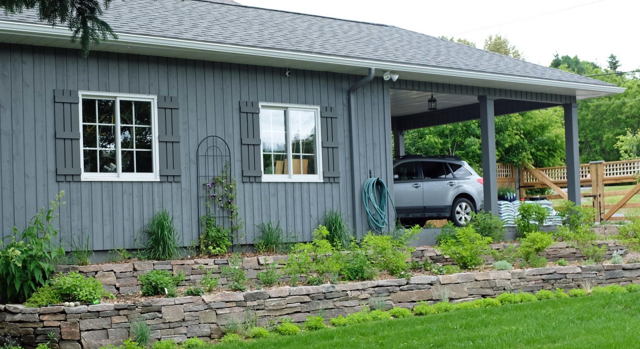 Haliburton Village Garage Addition