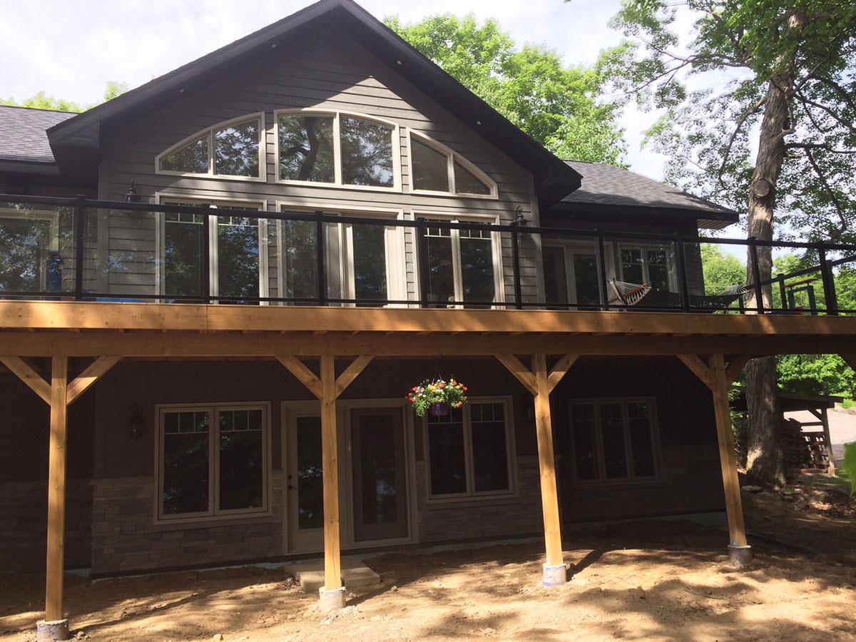 Turn Key Haliburton County Home/Cottage