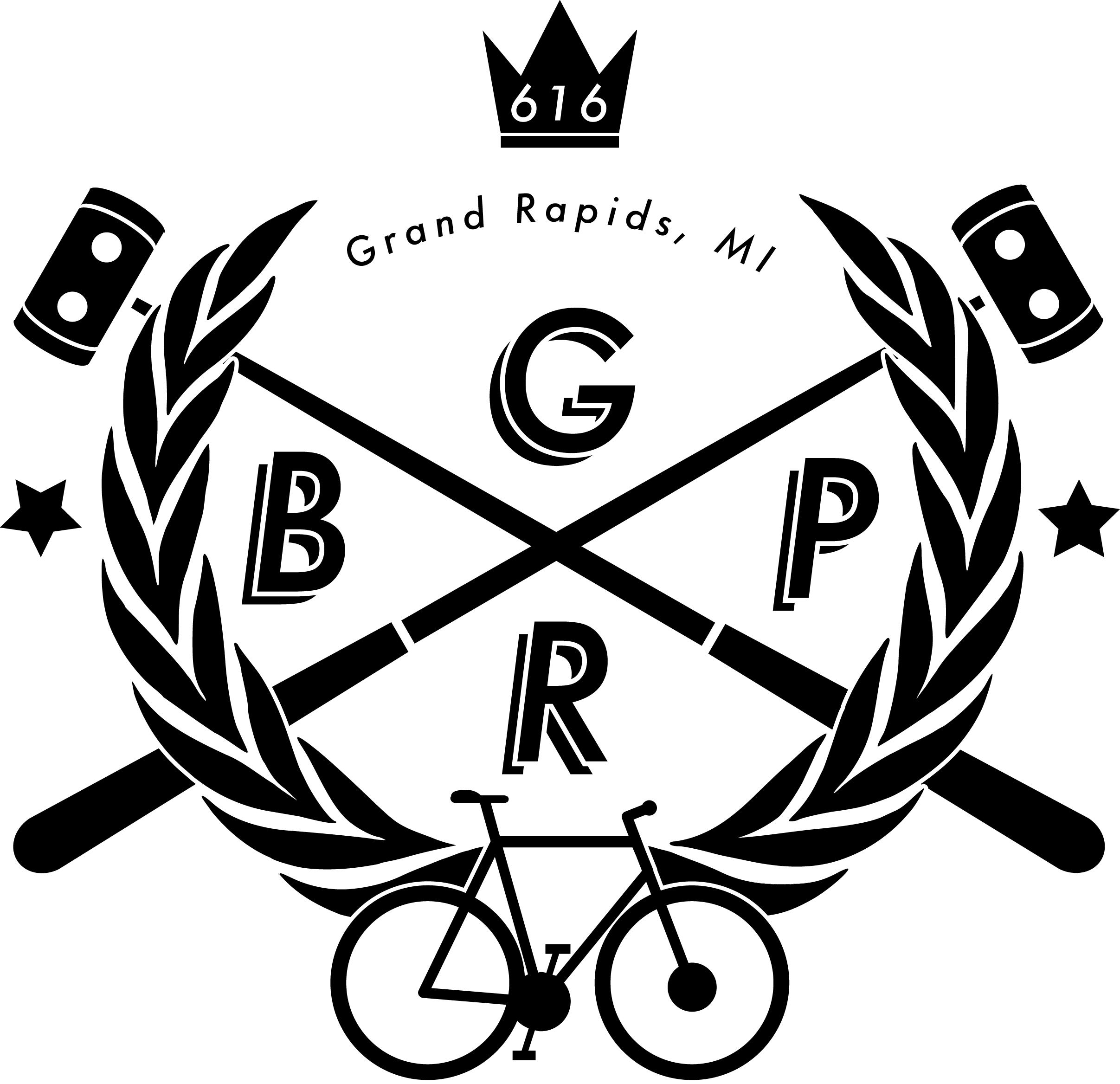 Grand Rapids Bike Polo Logo