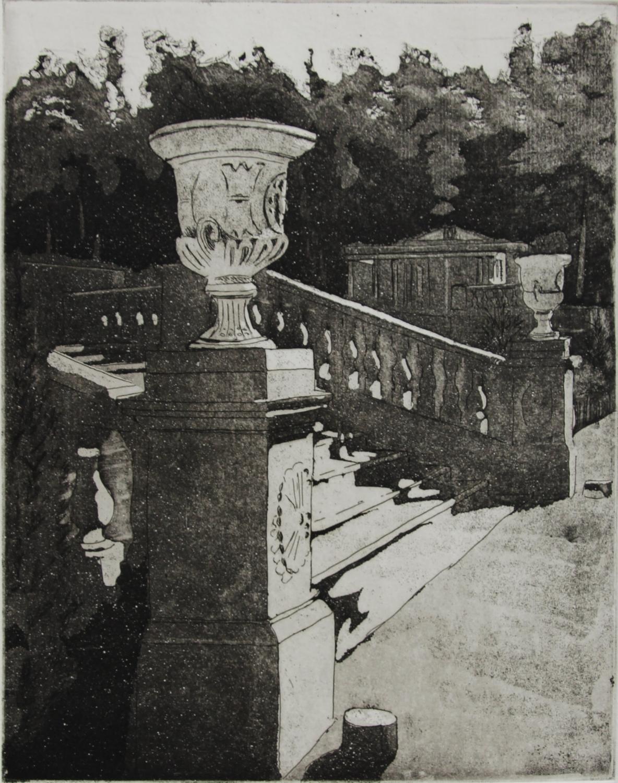 'Steps, Westport House'