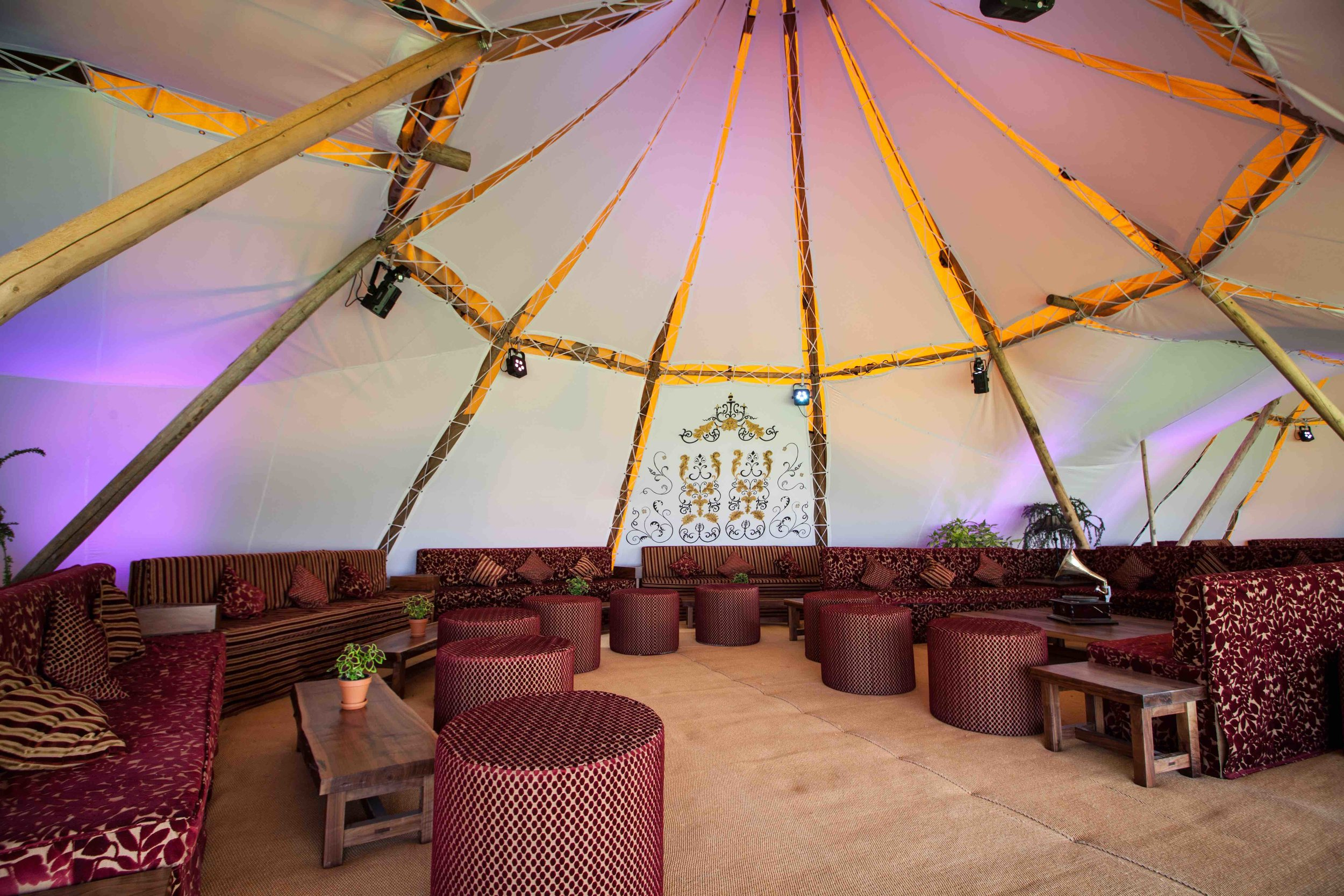 Alternatives to traditional marquees