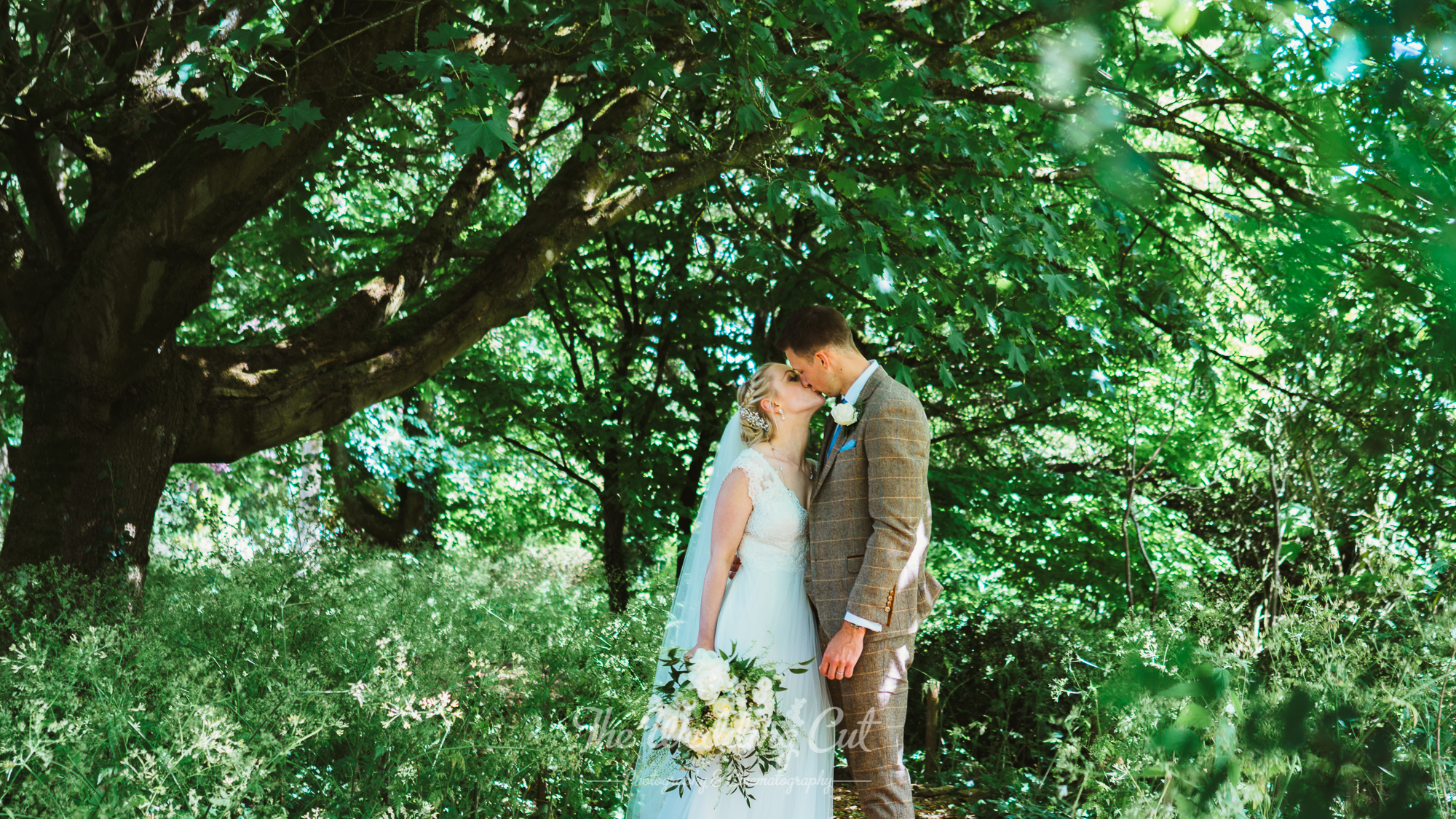 Great Tythe Barn Wedding woodland.jpg
