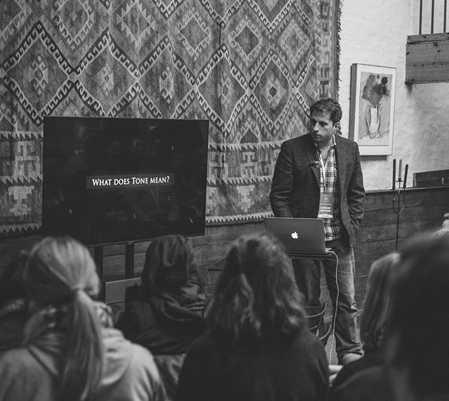 As Ben has a background in feature film editing, he was asked to do a talk about how cinema affects the tone of the edit for @risefilmretreat. It was a pleasure to be asked to contribute along with some of the best wedding filmmakers in Europe. #filmcourse #weddingvideocourse #filmmakingcourse #weddingvideography