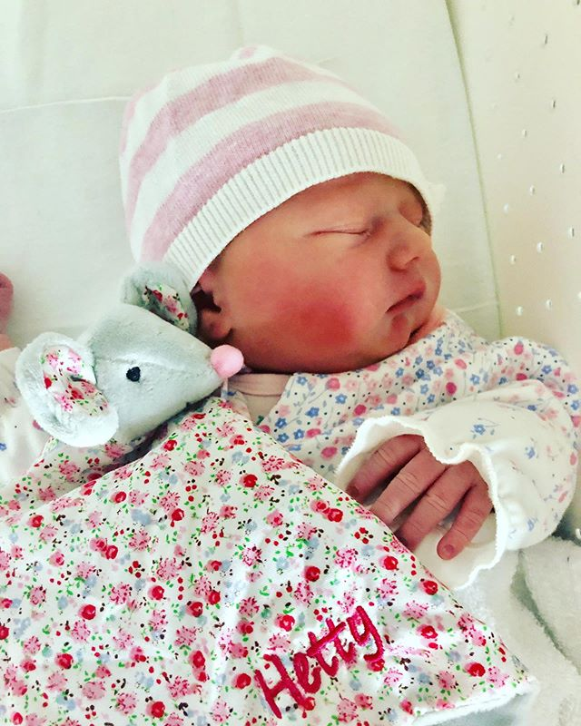 Delighted to introduce you to the newest member of the team. Henrietta Joy (to be known as Hetty), born 8.10am, 24th May 2019. Weighing 9lbs 1/2oz. Utterly gorgeous girl. So very proud of my wife @mol_forgetmenot #newborn #hetty #prouddad #proudhusband #proudofmyfamily #nomorenow
