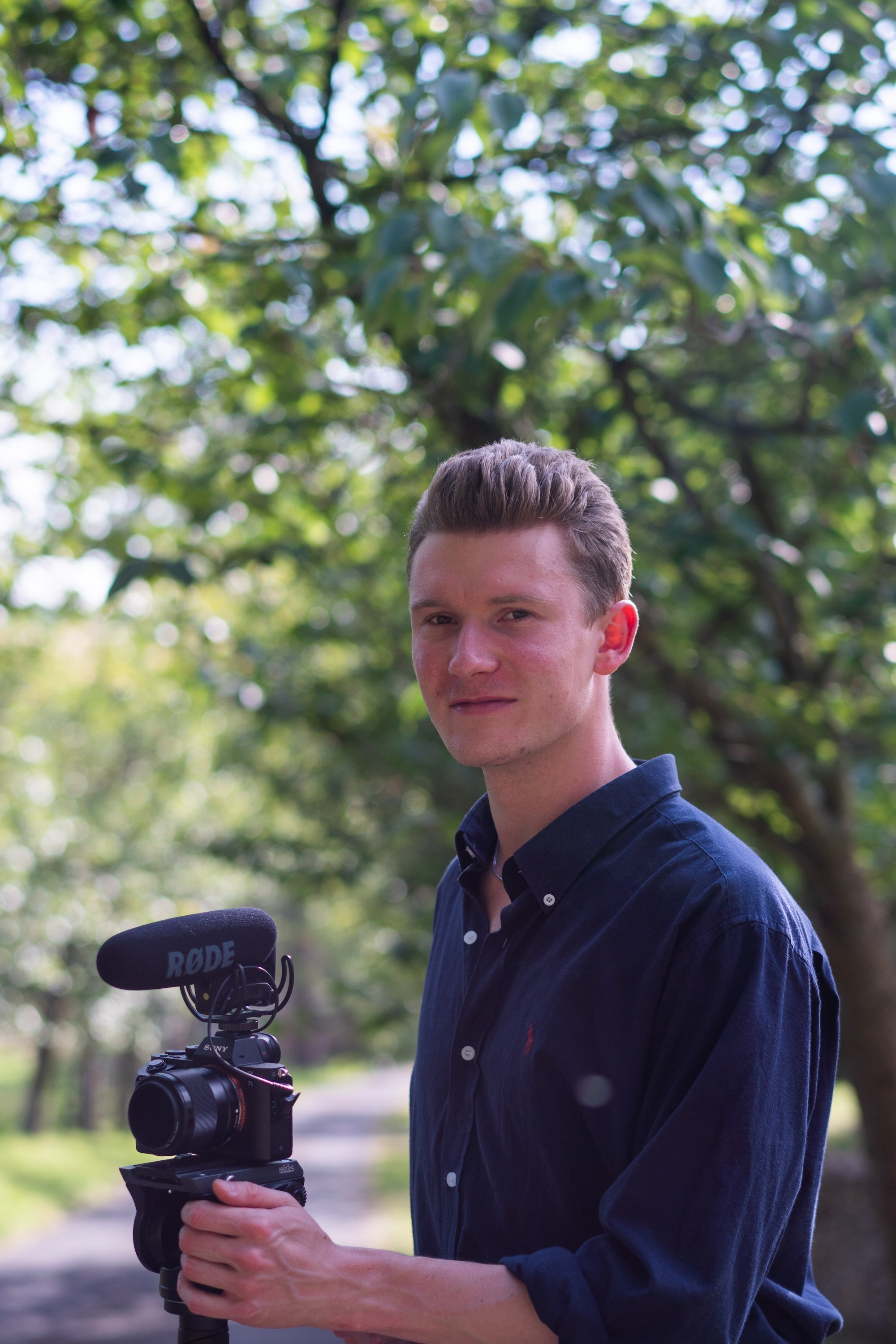 George Collings - Videographer