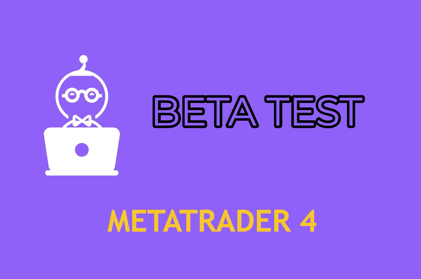 METATRADER 4    ENTER