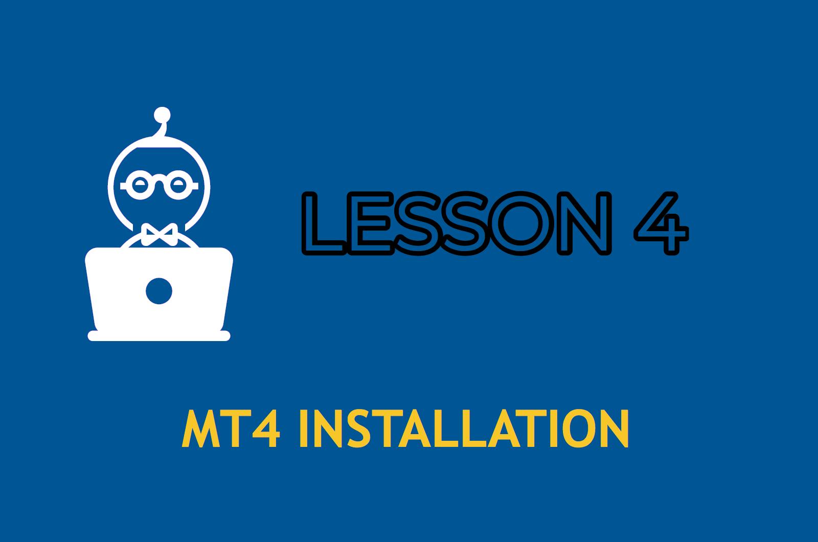 LESSON 4    ENTER