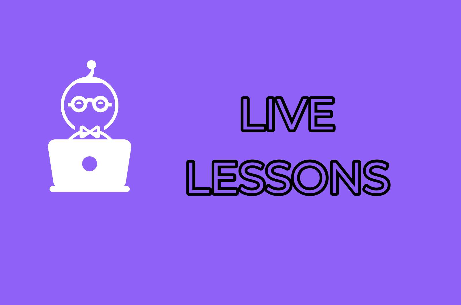 LIVE LESSONS    ENTER