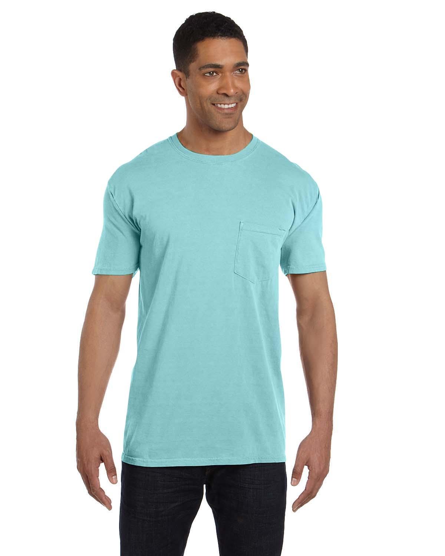 Comfort Color Pocket-Tee #6030CC