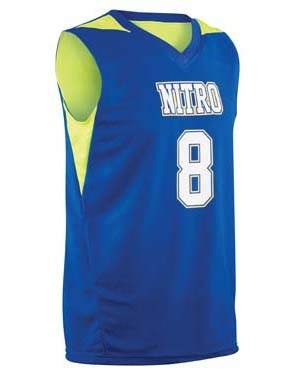 Reversible Basketball Jersey #142C