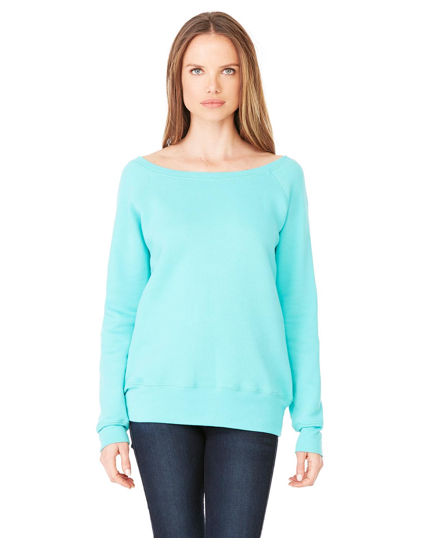 Bella+Canvas Wideneck Sweatshirt #7501