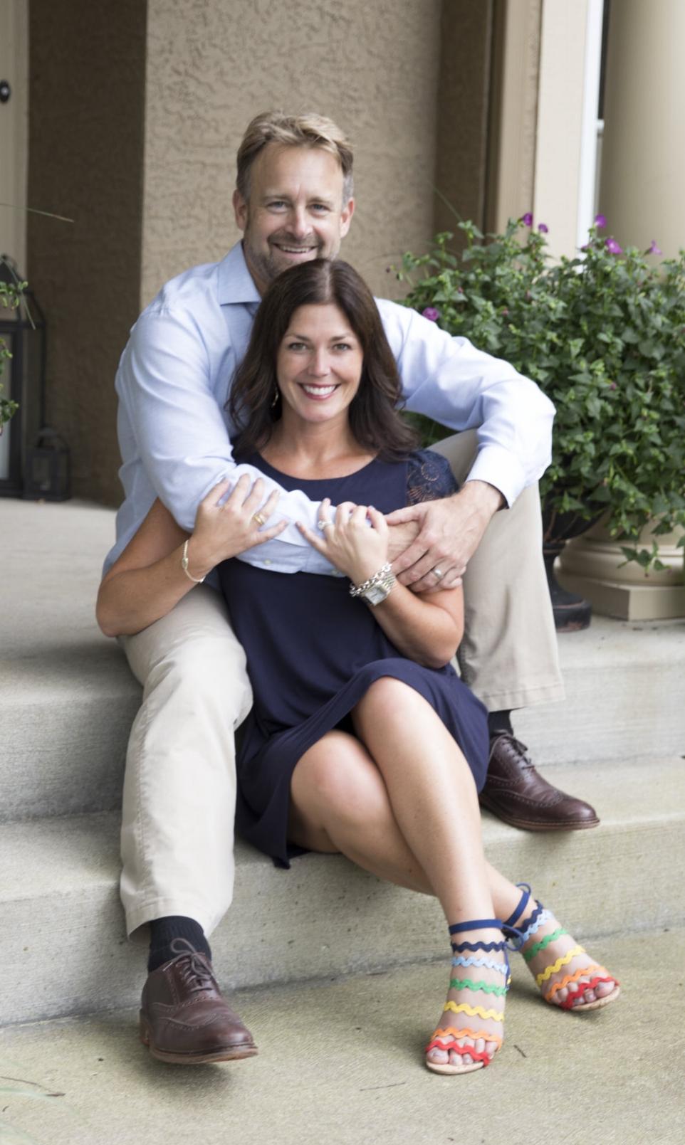 Amanda Trevor adopting adopt adoptive parents birth mother open adoption