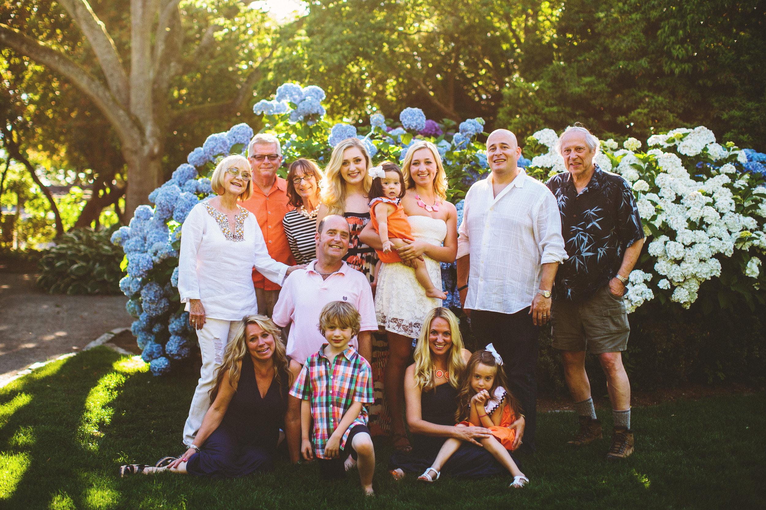 Kori's family