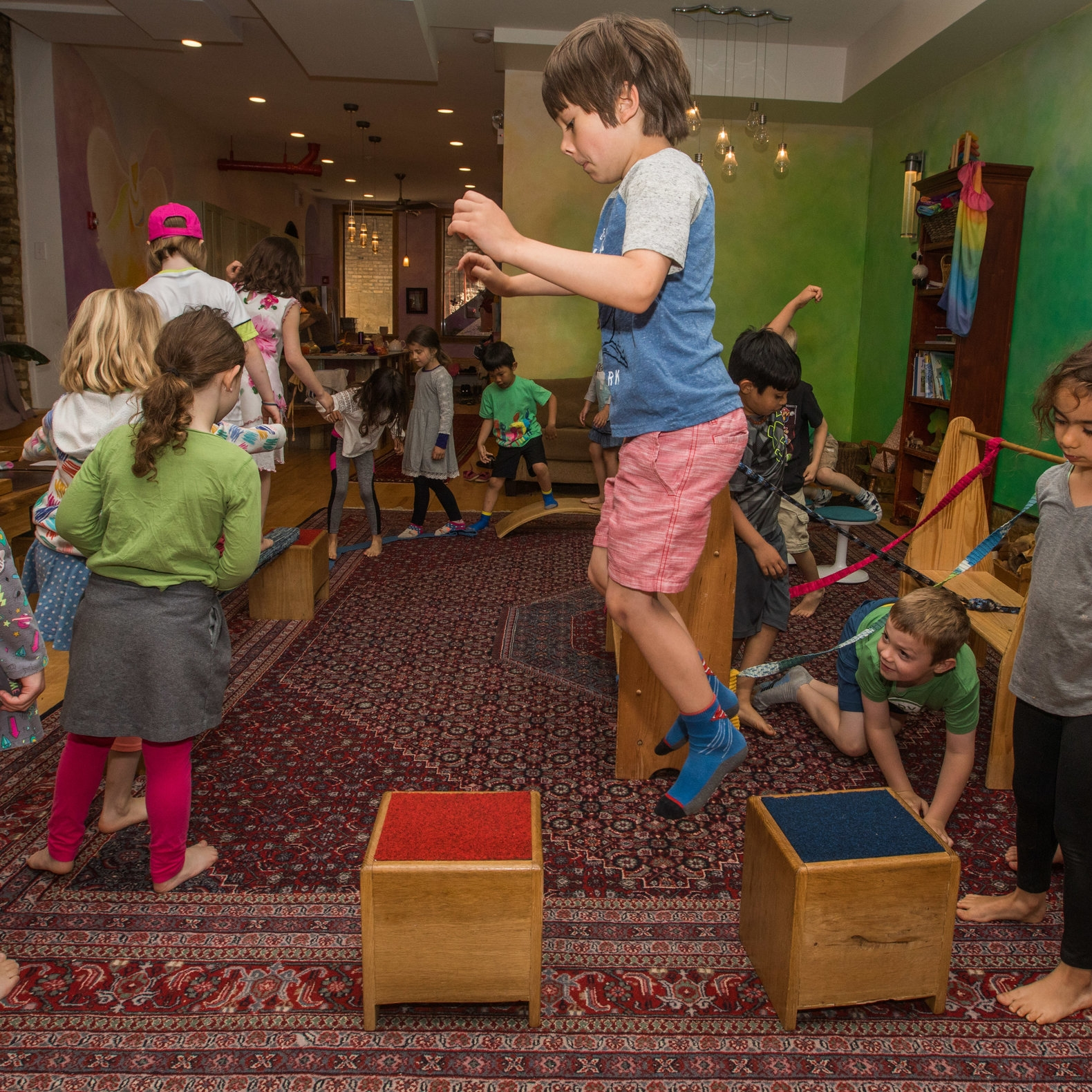 Our Curriculum - City Garden is a Waldorf Preschool and Kindergarten located in the Arts District of Pilsen. Our program offers a play-based curriculum for children ages 3-6 years old. Waldorf education is based on an Anthroposophical understanding of human development.Learn more.