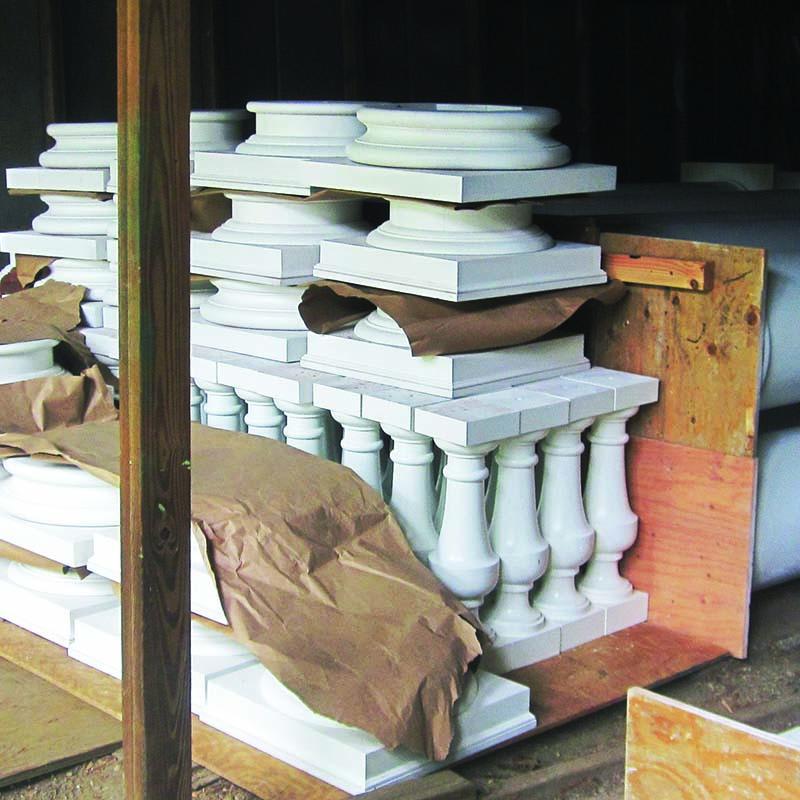 Copy of Portico Materials