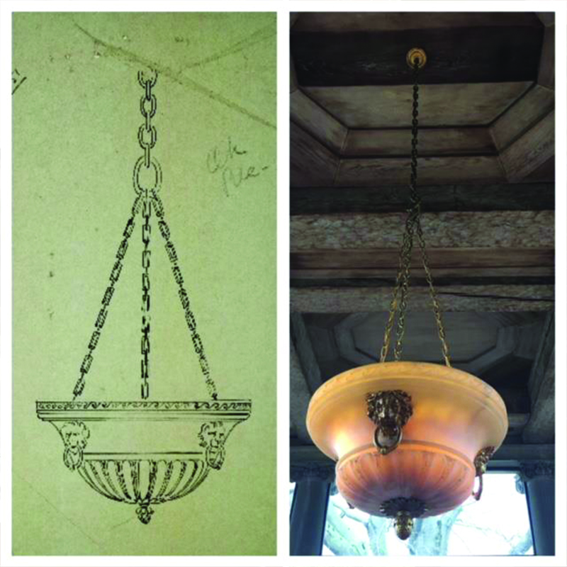Copy of Original Alabaster Lamp