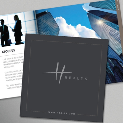 Healys Corporate Brochure