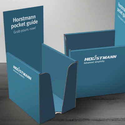Horstmann Leaflet Display