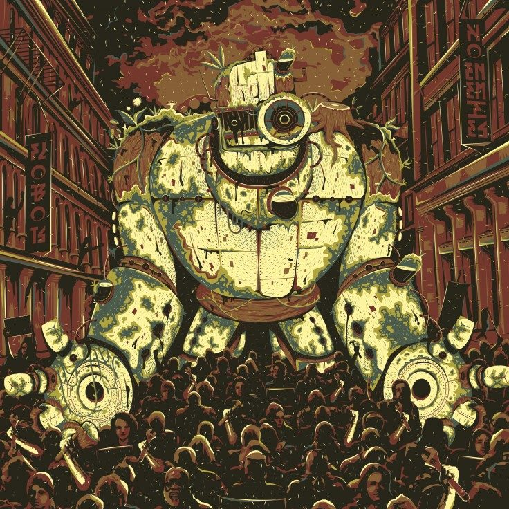 The Flobots album  NOENEMIES  comes out in May 2017. (Flobots)