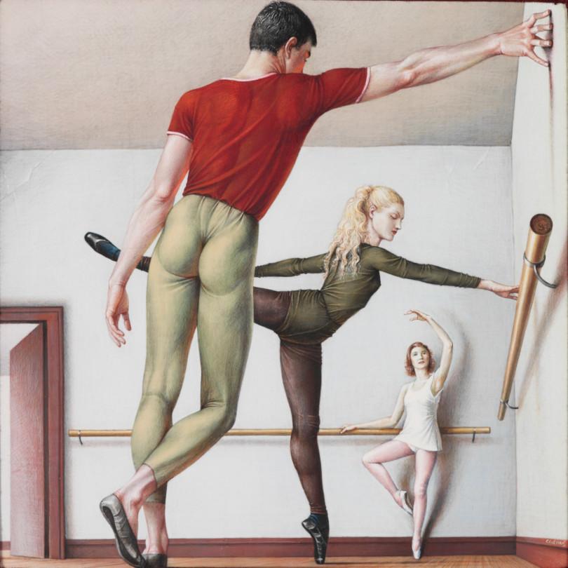 Paul-Cadmus_Arabesque-on-display-in-the-denver-art-museum_s-dance-themed-exhibit_Photo-by-Denver-art-museum.jpg