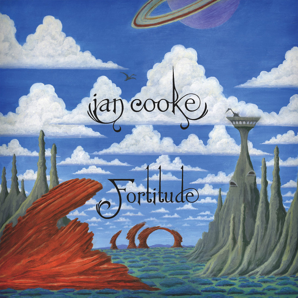 Fortitude  by Ian Cooke. 2011.