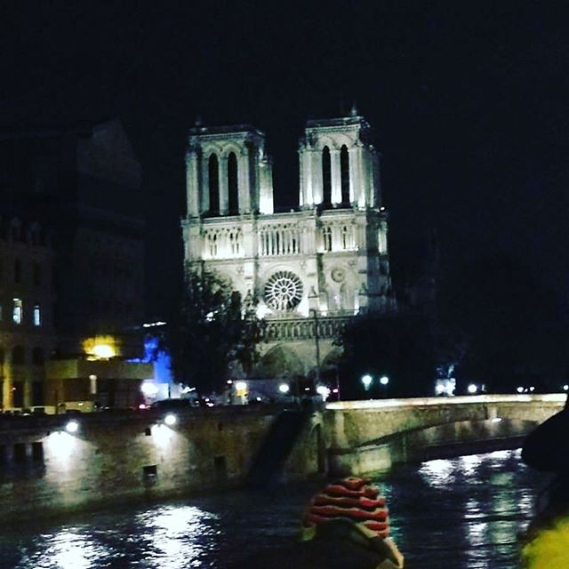 So saddened to hear about the fire at Notre Dame. Thankful that there have been no deaths or injuries reported, and praying it stays that way!  Took these photos when we were in Paris in 2013, two littles in tow. It was incredible to hear the bells of Notre Dame, and see its beauty. We have video somewhere of the sounds of the bells. It was incredible. Praying they can save the rest, and restore it to its immense beauty. 🙏🏻 #notredamedeparis #notredame #paris #vacation #throwbackmonday #beauty #travelphotography #travel #traveling #travelgram #cathedral #majestic #hope #peace #love #joy #jesus #christianblogger