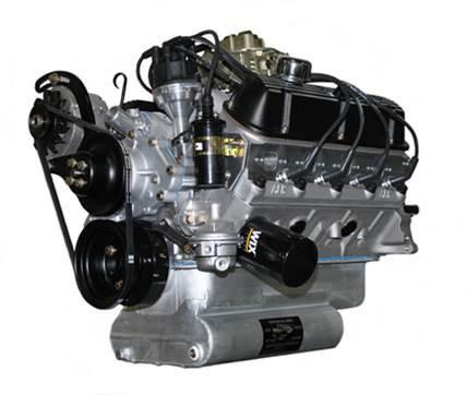 Shelby 289 Engines -