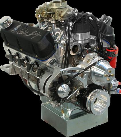 427ci Stage lII 600 hp - Aluminum 351 Windsor