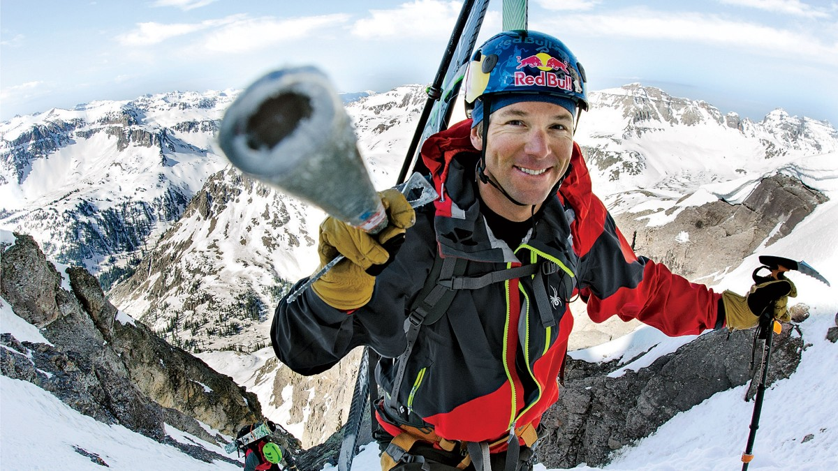 Chris Davenport , Professional Skier, Guide, Author, and Sports Announcer