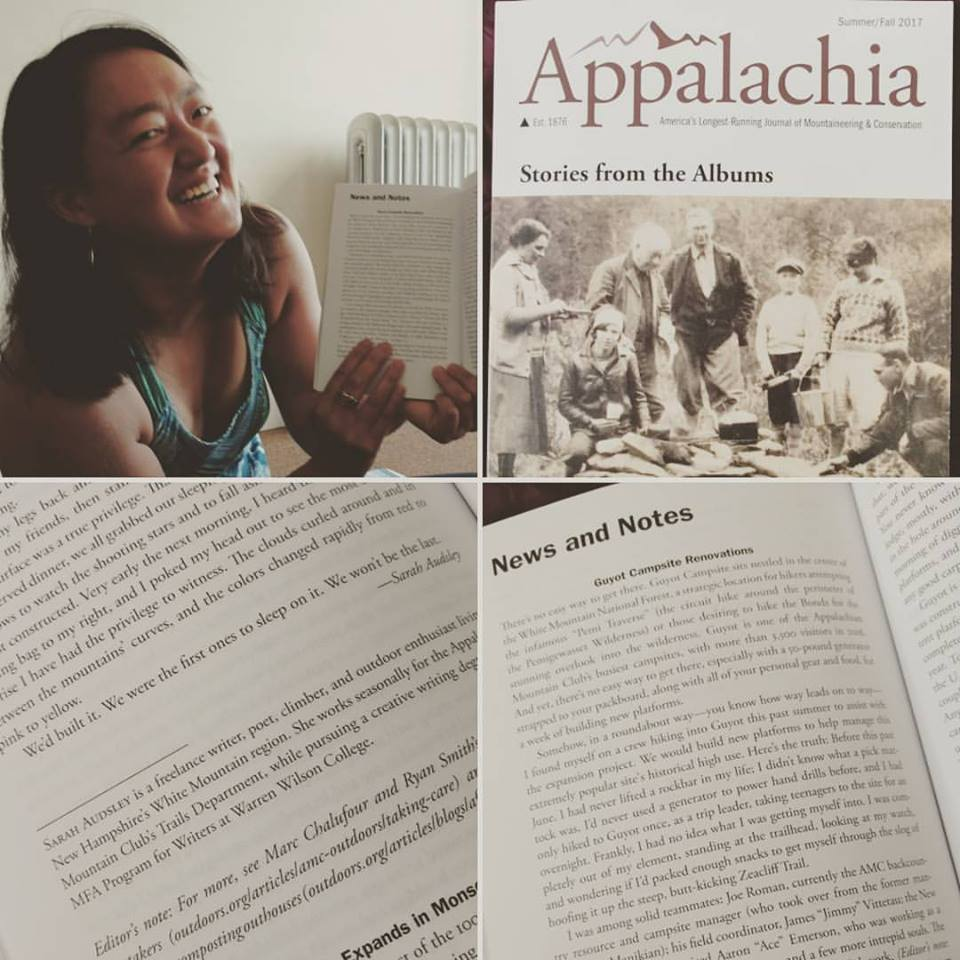 Appalachia Journal - News and Notes -