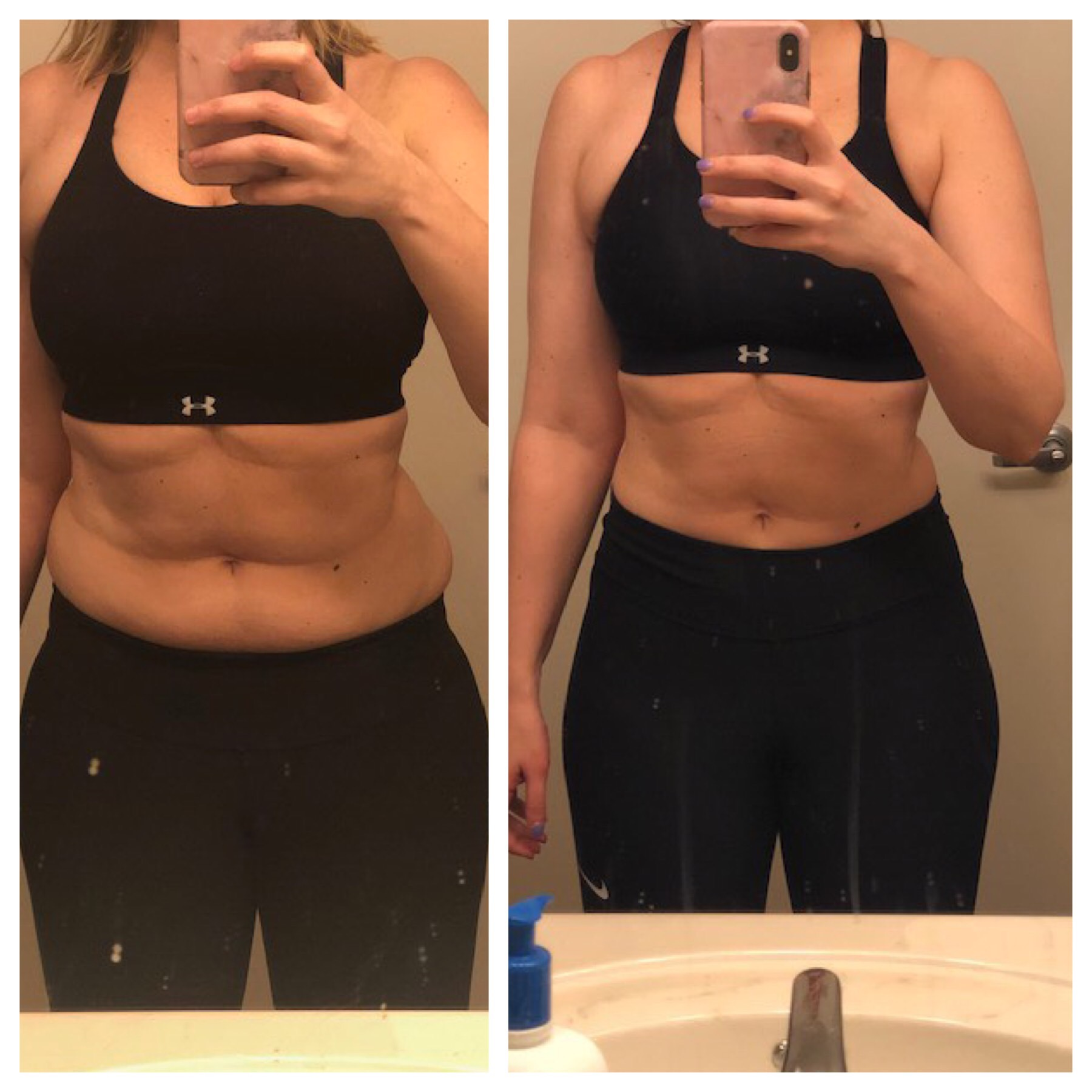 Michelle improved her relationship with food, fueled her workouts, changed to a more supportive job and realized amazing physical and emotional results!