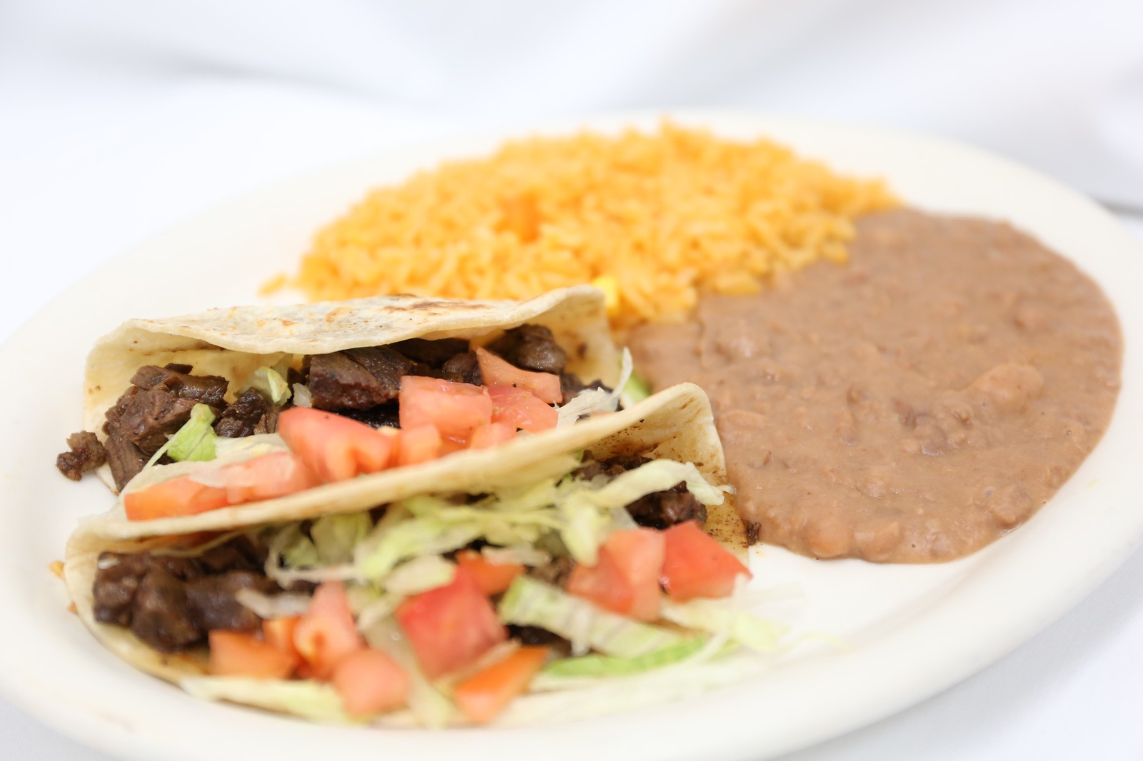 Taco Plate - Mexican Food in Houston, Texas