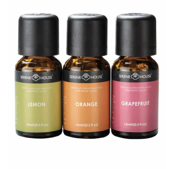 Pure & Natural 3-Pack Essential Oils