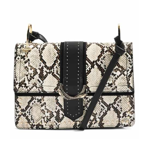 Suri Snake Effect Shoulder Bag