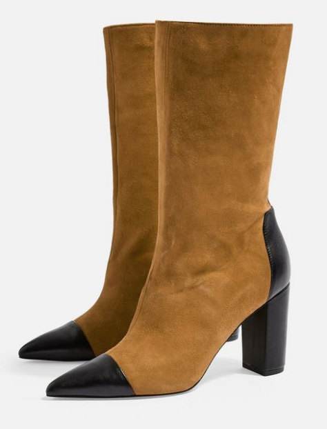 MADRID High Ankle Boots