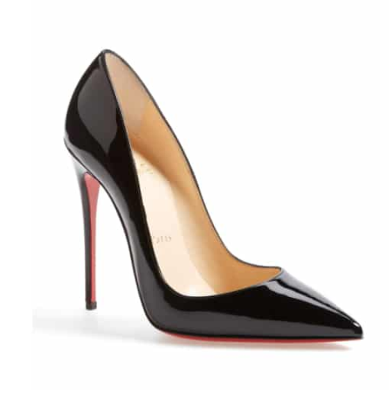 'So Kate' Pointy Toe Pump