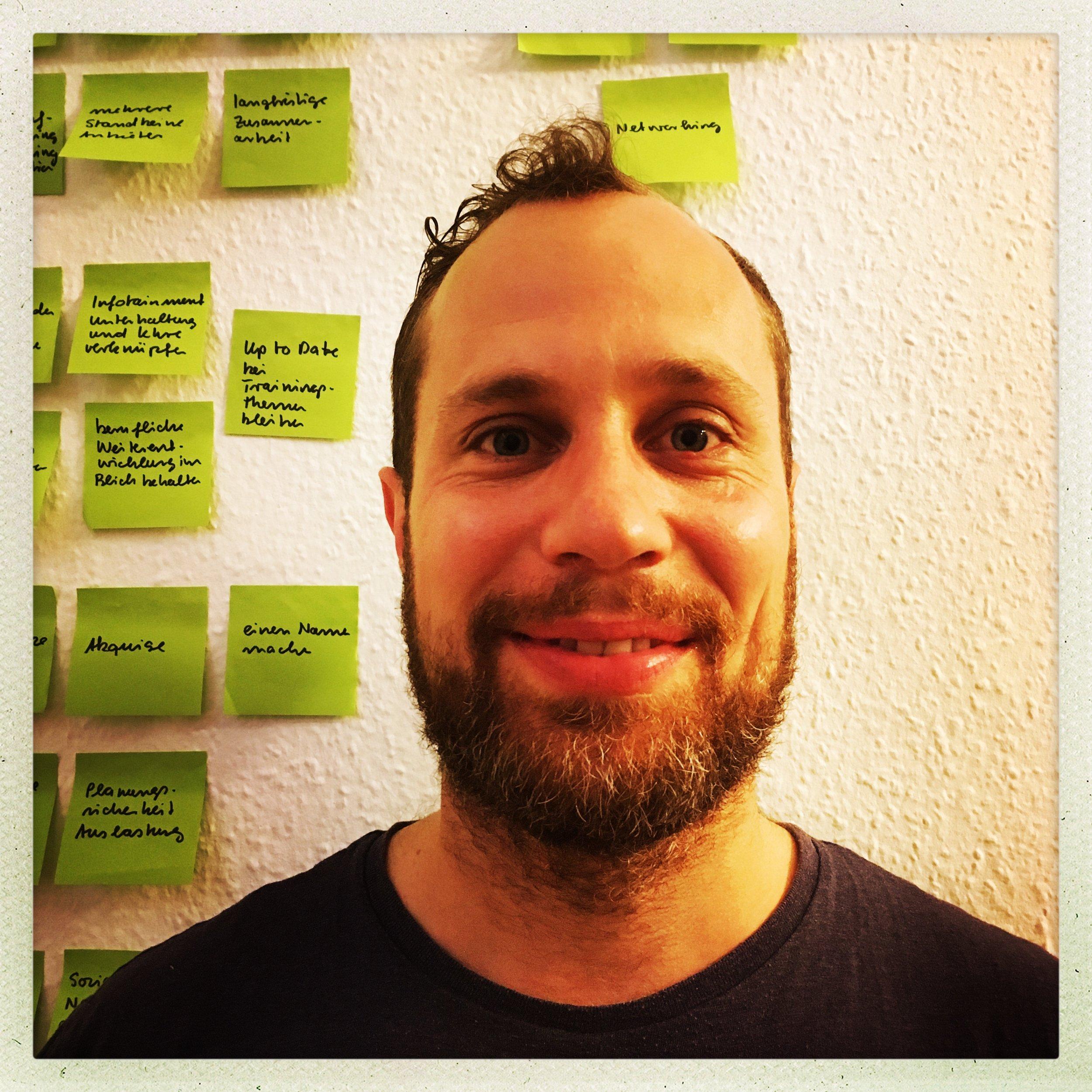 Kristoffer Trautmann - Gründer thetrainercommunity