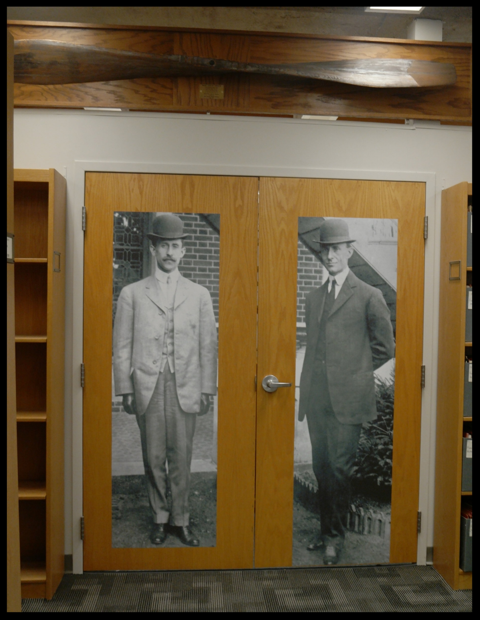 Wright State University archives