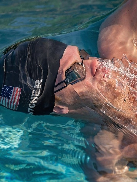 Tye Dutcher - Swimming