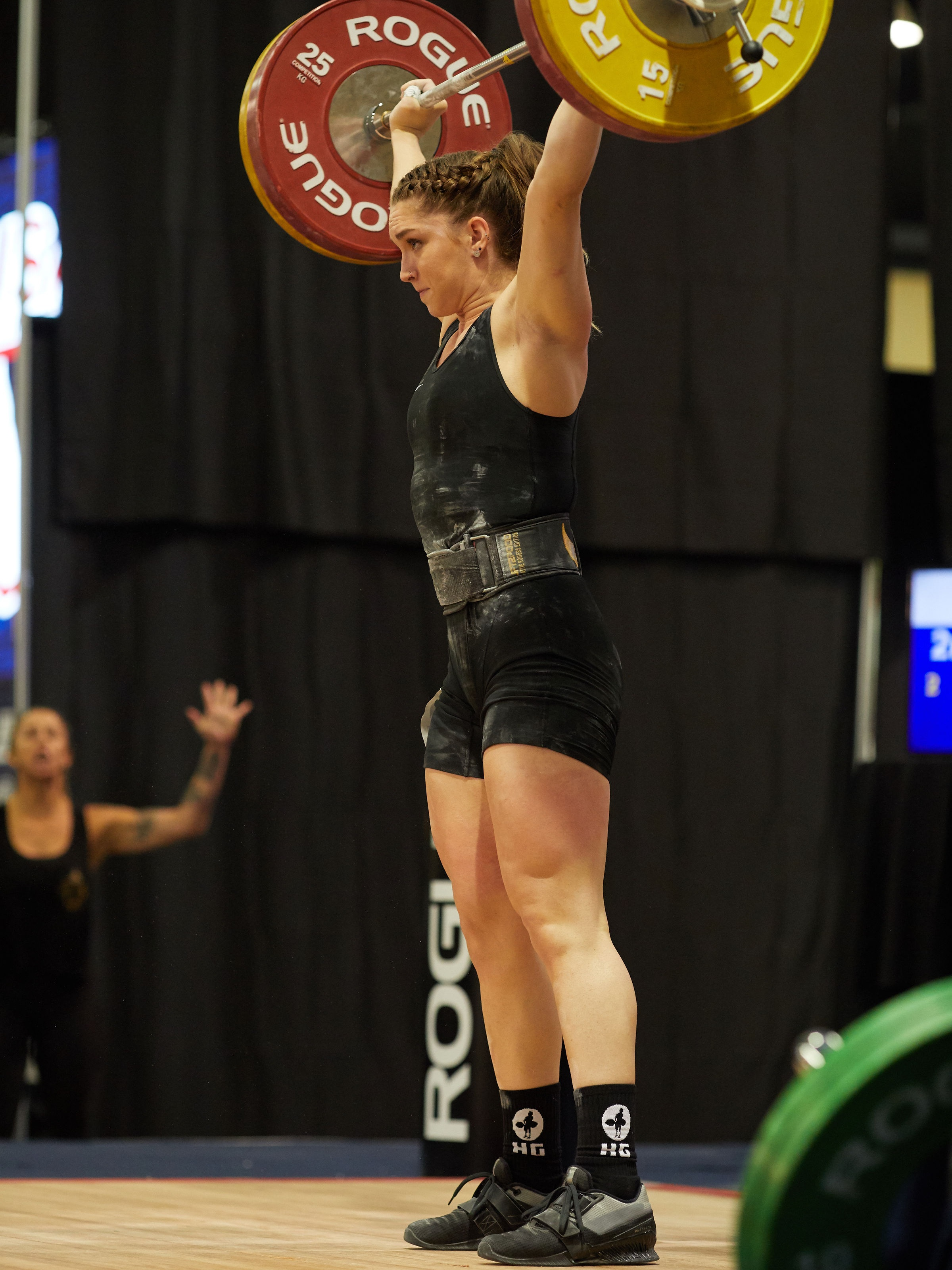 Mattie Rogers - Olympic Weightlifting
