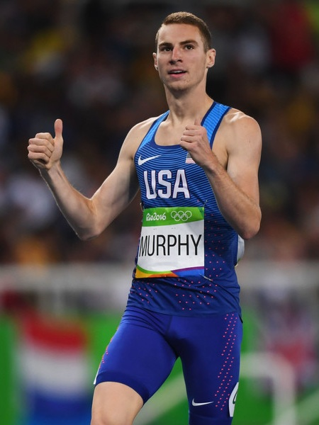 Clayton Murphy - Middle Distance