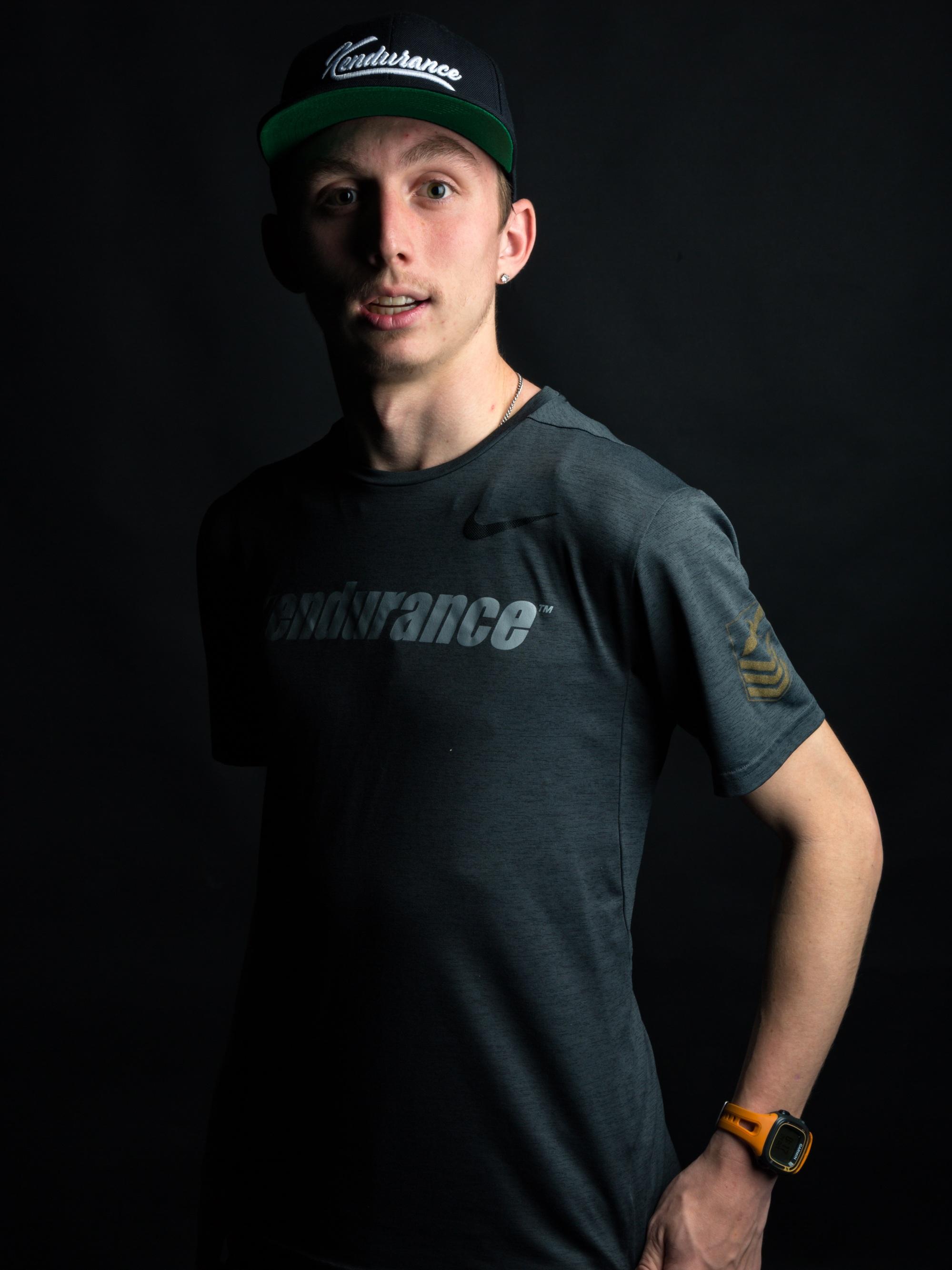 Justin Gallegos - Distance Runner