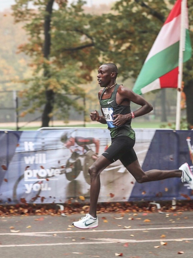 Paul Chelimo - Middle Distance